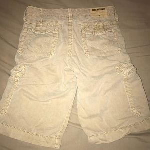Men's True Religion Shorts Size 29